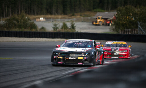 RACECARS: Mange av Norges raskeste biler blir også å finne på messa. Foto: Camilla / Gatebil