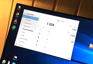 Windows 10-kalkulatoren inneholder mange godt skjulte hemmeligheter