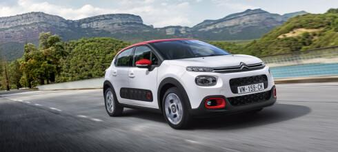 Citroën sikter på ungdommen med C3