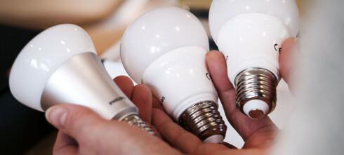 Smarte led-lamper er ikke så smarte ...