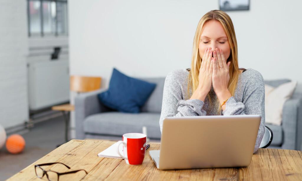GLEMT Å LOGGE AV? Heldigvis er det mange nettjenester som lar deg logge av andre maskiner. Foto: racorn / Shutterstock / NTB Scanpix