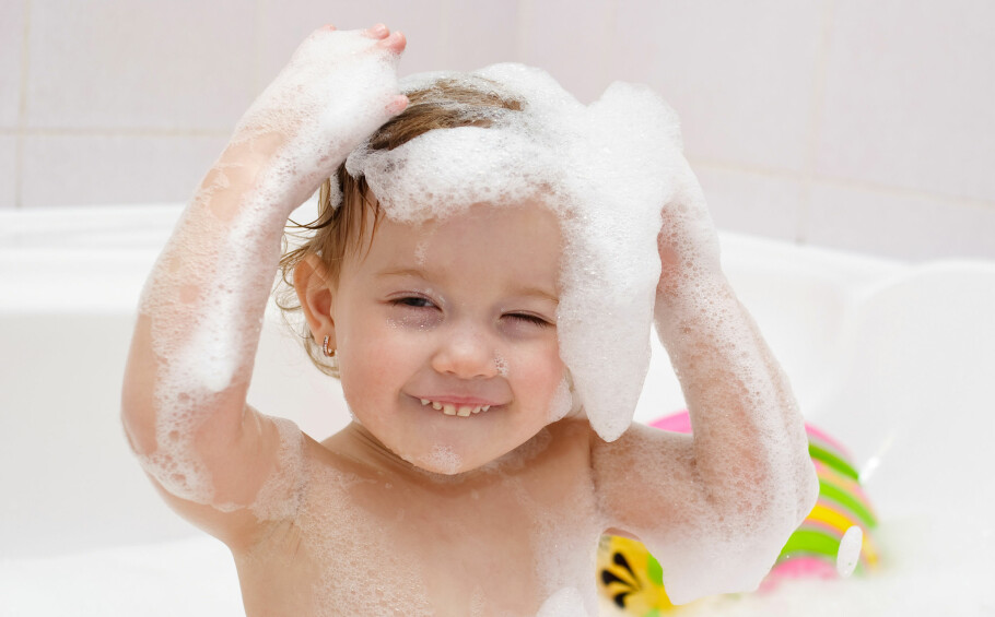 TREKKER DISNEY-SÅPE: Lindex trekker Disney-såpen Frozen dusjgel for barn etter funn av flere stoffer som er helseskadelige eller mistenkt skadelige. Foto: Shutterstock/NTB Scanpix