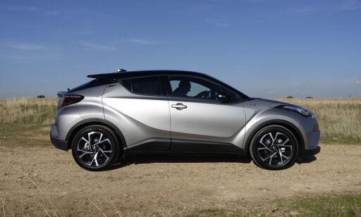 image: Vi har kjørt den oppsiktsvekkende Toyotaen