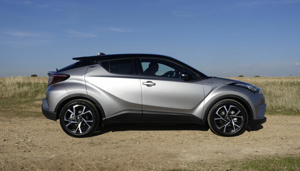 TEST:Denne er en konkurrent til Prius AWD-i