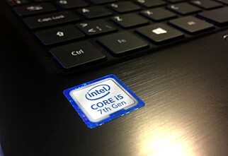 Sjuende generasjon Intel Core på testbenken