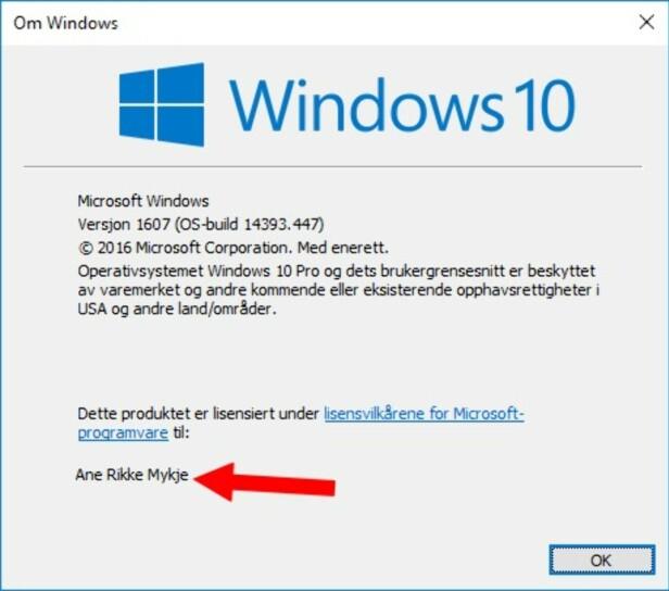 Kjøpt brukt PC? Slik endrer du systemeier i Windows