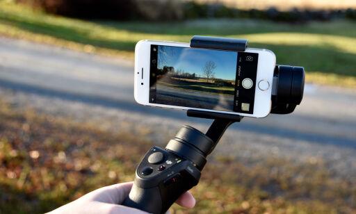 image: TEST: DJIOsmo gir deg dønn stabile mobilvideoer