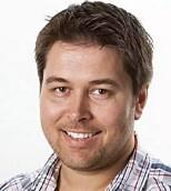 Bjørn Eirik Loftås er dataredaktør i Dinside. Foto: Per Ervland
