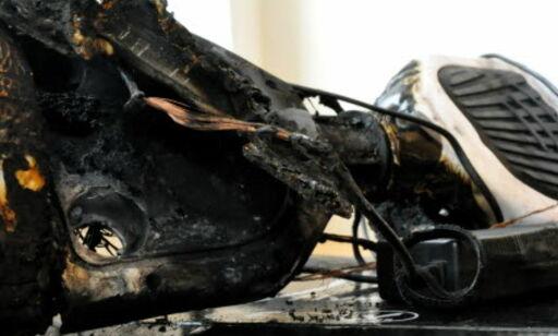 image: Melder om en rekke tilfeller der ståhjulinger har tatt fyr