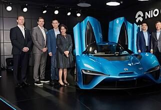 Elektrisk superbil fra Kina setter verdensrekord