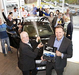 image: Hyundai Ioniq er Årets Bil