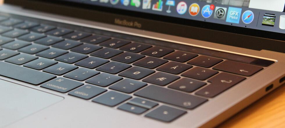 Reparerer MacBook-tastaturet