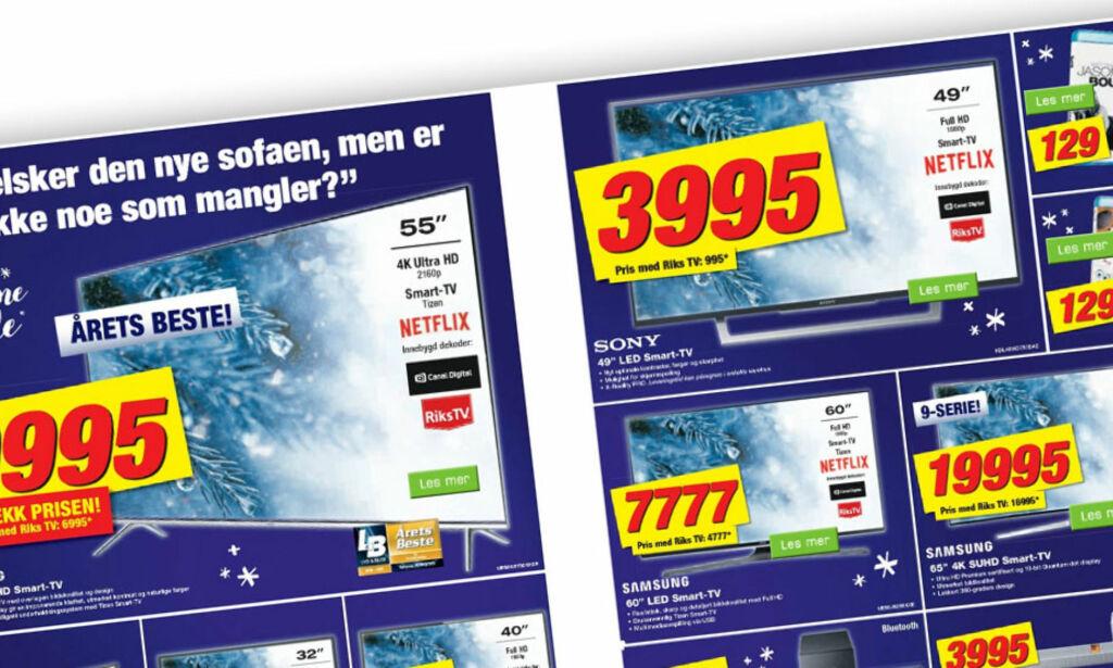 image: Forvirret av TV-annonsene? Her får du vite hva alt betyr
