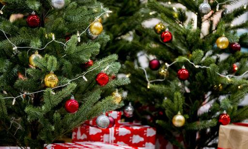 image: Slik holder du juletreet vakkert - lenge