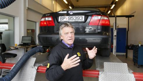 <strong>ADVARER OM VERDITAP:</strong> NAFs kommunikasjonsrådgiver Jan Ivar Engebretsen. Foto: Tormod Brenna / Dagbladet