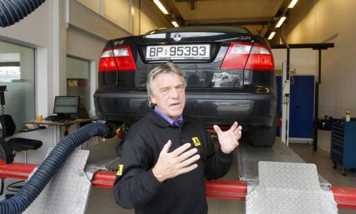 ADVARER OM VERDITAP: NAFs kommunikasjonsrådgiver Jan Ivar Engebretsen. Foto: Tormod Brenna / Dagbladet