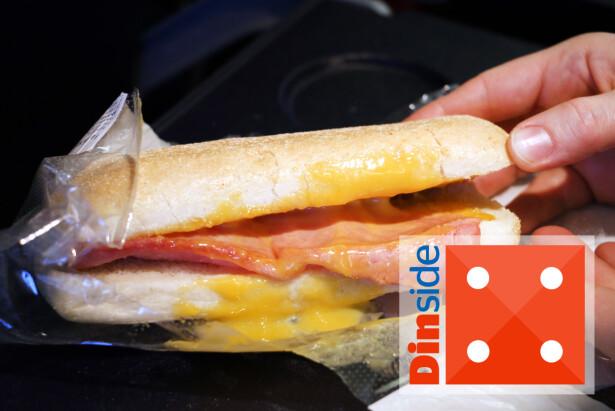 Ham&Cheese panini. Foto: Ole Petter Baugerød Stokke