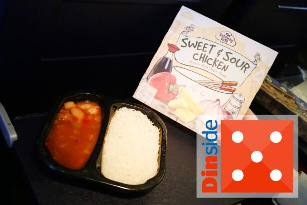 Sweet and Sour Chicken. Foto: Ole Petter Baugerød Stokke