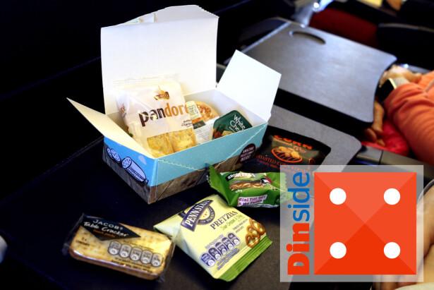 Gorumet snack pack. Foto: Ole Petter Baugerød Stokke