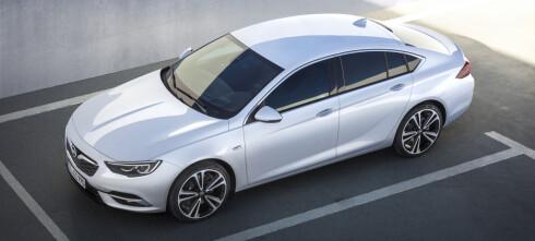 Total fornyelse for Opel i storbilklassen