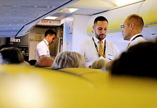 SAS vs Ryanair