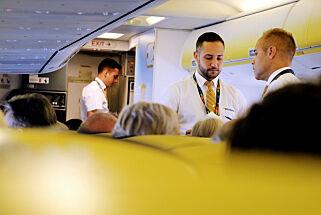 image: - Nei, SAS er ikke bedre enn Ryanair på alt