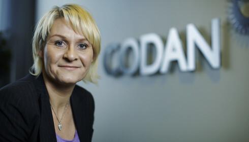 BEKYMRET: Mari Bræin Faaberg i Codan Forsikring sier at tallene som kommer fram av YouGov sin undersøkelse er oppsiktvekkende. Foto: Codan Forsikring