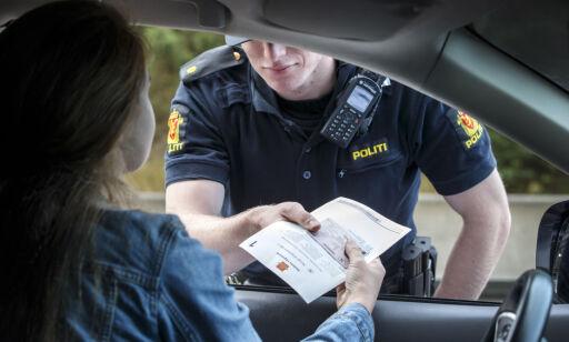 image: Så lite sparer du på å bryte fartsgrensa