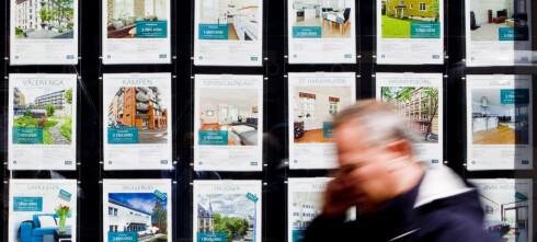 Venter fortsatt boligprisfall utover våren
