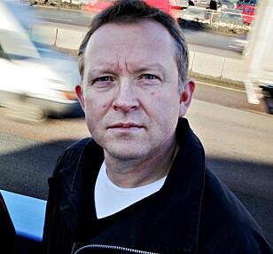 – SAMFERDSELSSEKTOREN HAR BLITT NEDPRIORITERT: OFV-direktør Øyvind Solberg Thorsen.