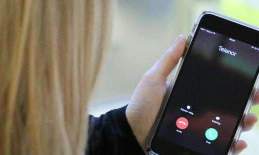image: Nå er det ulovlig å ringe kunder på vei ut