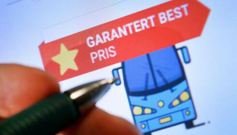 BILLIGST: Transferbussen er billigst blant de private aktørene på Gran Canaria, hevder Ryanair. Foto: Ole Petter Baugerød Stokke