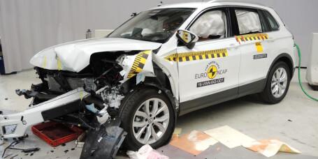 Disse bilene er de tryggeste hvis noe går galt