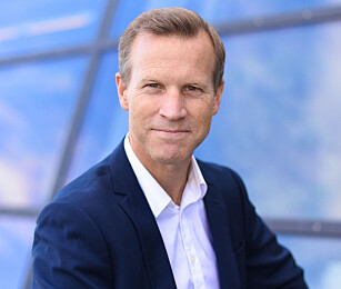 <strong>ENDRINGER KOMMER:</strong> Kommunikasjonssjef Anders Krokan i Telenor lover at flere tjenester skal komme på plass. Foto: Telenor