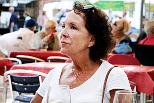 FLERE GANGER I ÅRET: Anne Gro Lien (64) fra Strømmen er fast på Gran Canaria et par ganger hvert år. Foto: Ole Petter Baugerød Stokke