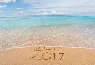 Slik blir ferieåret 2017