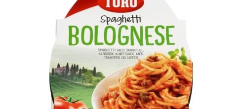 Advarsel: Spaghetti kan inneholde lasagne