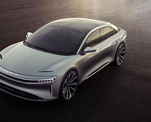 image: Enda en kommende Tesla-konkurrent som skal by på 65 mil rekkevidde