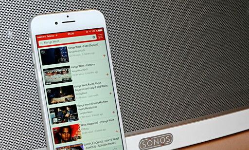 image: Slik får du YouTube-musikken i hele huset