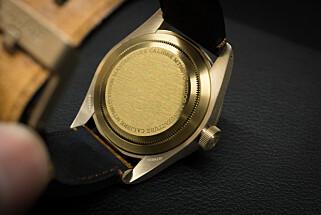 PASS PÅ: Aldri kjøp klokker uten intakt serienummer! Foto: Tidssonen.no