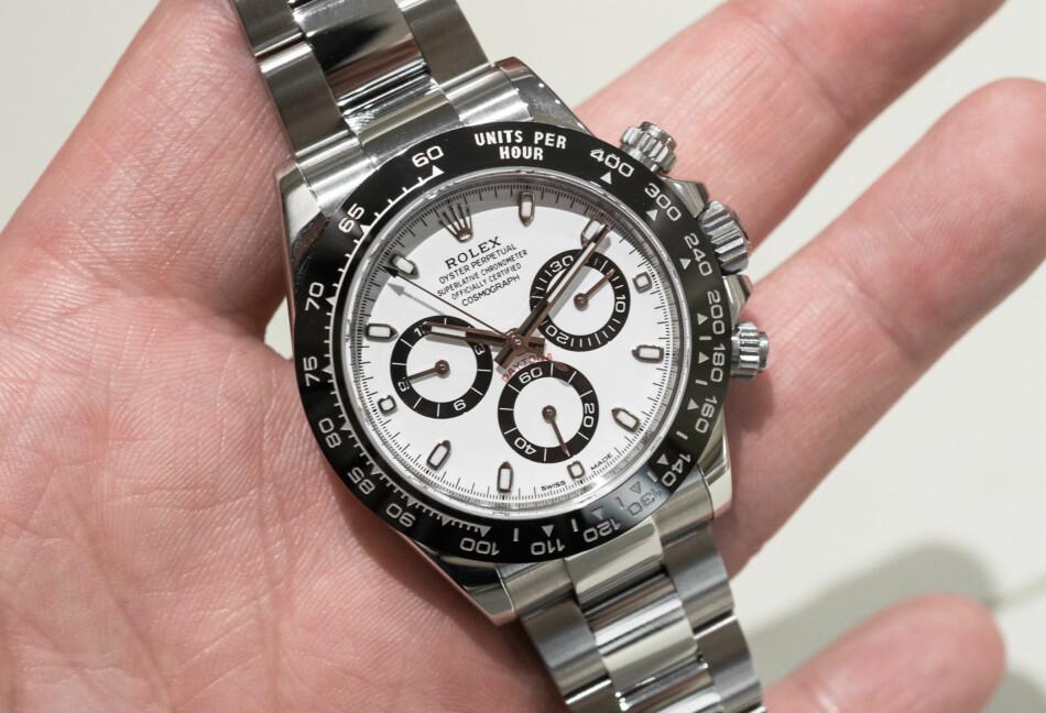 BRUKT LUKSUS: Markedet for brukte klokker er i vekst. Foto: Tidssonen.no