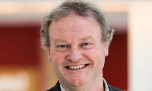 PENSJONSØKONOM: Knut Dyre Haug i Storebrand Livsforsikring AS. Foto: Storebrand.