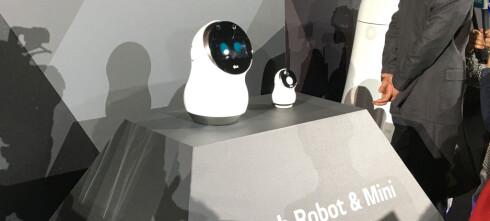 Nå kommer robotene