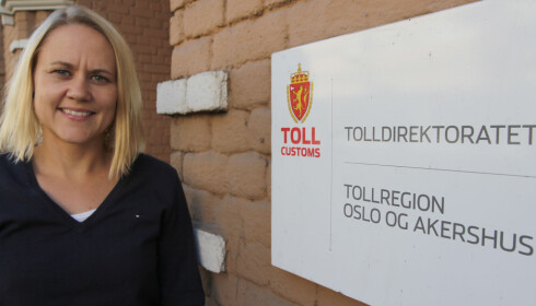 Sonja Finne, underdirektør i Tolldirektoratet. Foto: Tolldirektoratet