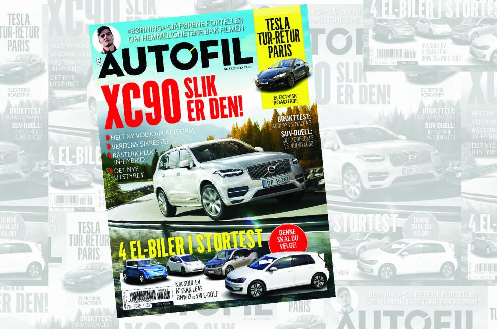 Nytt Autofil i salg