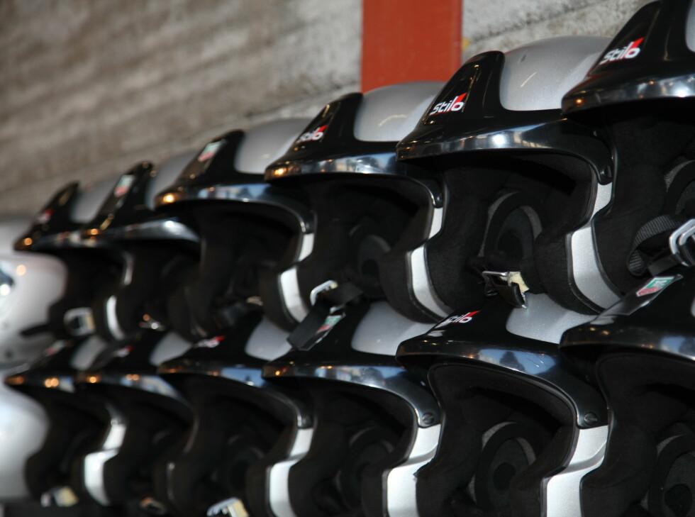 KUPPELHUE: Ready to race. Foto: RUNE M. NESHEIM