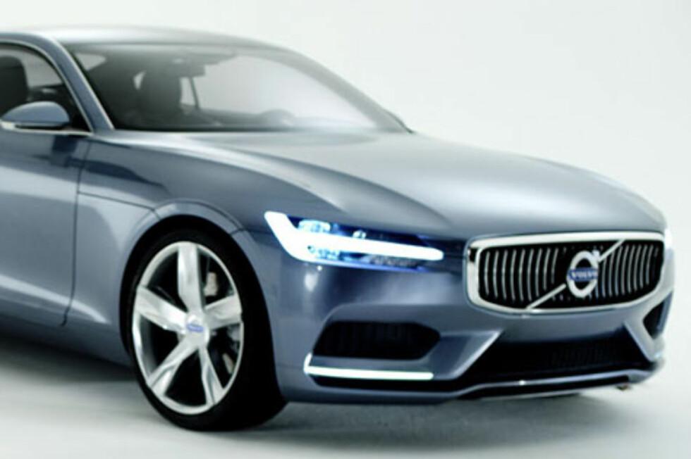 Consept Coupé viser vei for Volvos fremtidige designspråk i følge designsjef Thomas Ingenlath