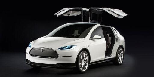 image: Over 100 nordmenn har forhåndsbestilt Tesla Model X