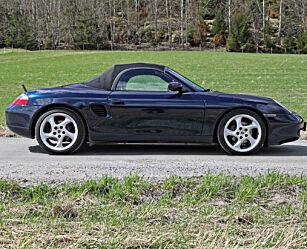 image: Bruktbil: Porsche Boxster (1999)