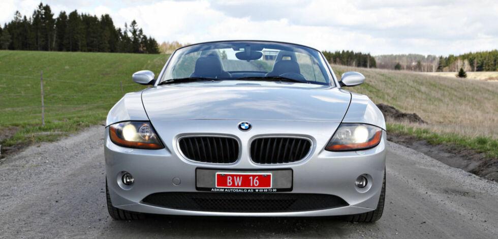 image: Bruktbil: BMW Z4 (2003)